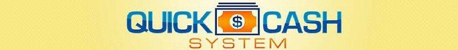 Quick Cash System banner