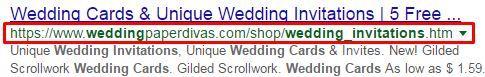 Learning On Page SEO URL Slugs