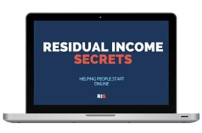 Residual Income Secrets Community