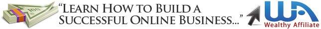 WA banner build an online business