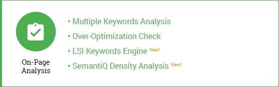 SEOPressor Automatic Decoration of Keywords