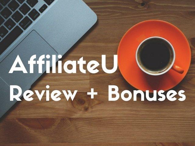 AffiliateU Review