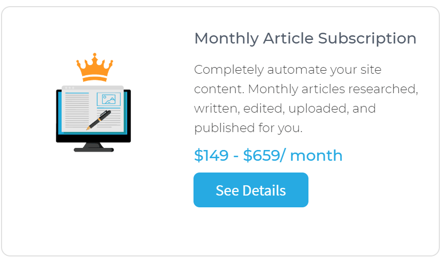 Human Proof Designs Monthly Article Subscription