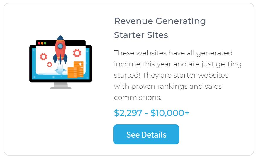 Human Proof Designs Revenue Generation Starter Sites